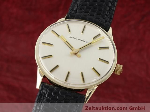 GIRARD PERREGAUX 14 CT YELLOW GOLD MANUAL WINDING KAL. 131-201  [140001]