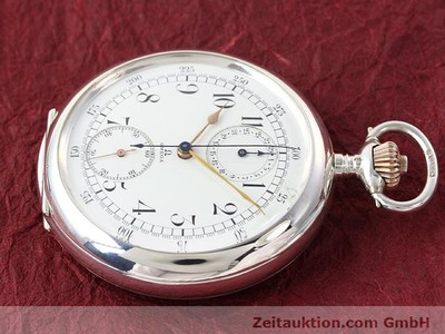OMEGA TASCHENUHR SILVER MANUAL WINDING [140003]