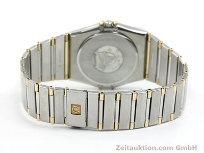 Omega Constellation Stahl / Gold Quarz Kal. 1430 ETA 255411 [140014]
