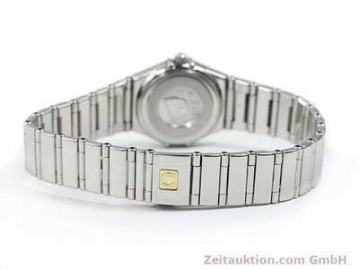 Omega Constellation Stahl / Gold Quarz Kal. 1456 [140026]