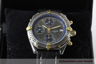 BREITLING WINDRIDER GILT STEEL AUTOMATIC KAL. VAL 7750 [140027]