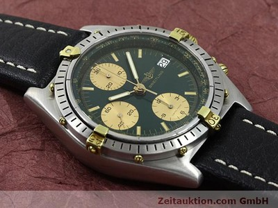 BREITLING WINDRIDER GILT STEEL AUTOMATIC KAL. VAL 7750 [140028]