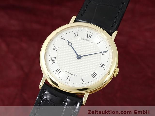 BREGUET 18 CT GOLD AUTOMATIC [140039]