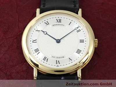 BREGUET OR 18 CT AUTOMATIQUE [140039]