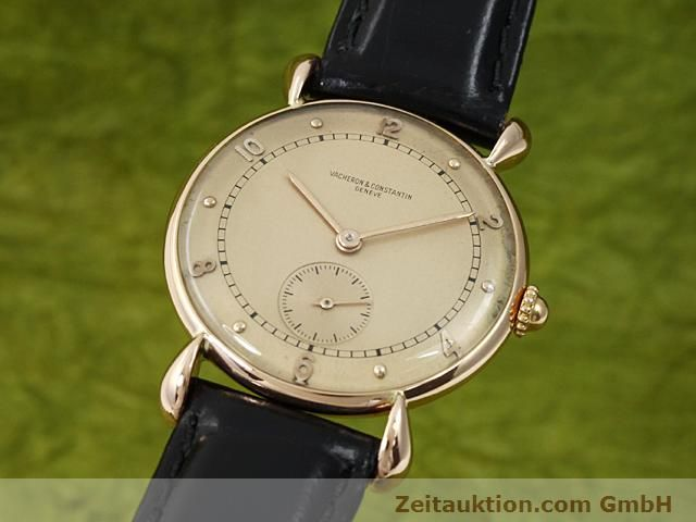VACHERON & CONSTANTIN 18 CT RED GOLD MANUAL WINDING KAL. 203 [140041]