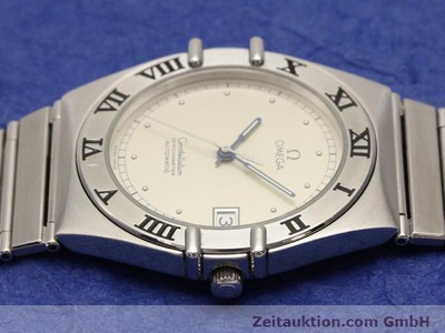OMEGA CONSTELLATION STEEL AUTOMATIC KAL. 1111 [140043]