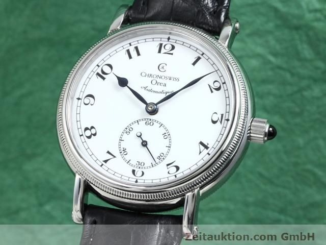 CHRONOSWISS OREA STEEL AUTOMATIC KAL. 121  [140044]