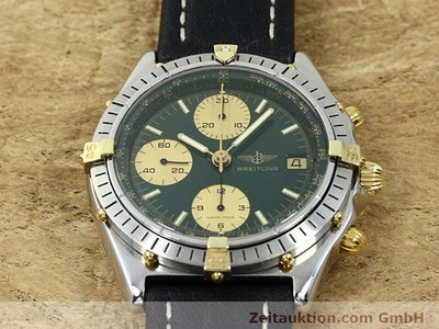 BREITLING WINDRIDER GILT STEEL AUTOMATIC KAL. VAL 7750 [140047]