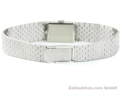 CHOPARD 18 CT WHITE GOLD MANUAL WINDING KAL. MOVADO [140051]