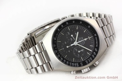 OMEGA SPEEDMASTER CHRONOGRAPH STEEL MANUAL WINDING KAL. 861 LP: 0EUR [140059]