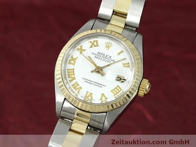 ROLEX LADY DATEJUST STEEL / GOLD AUTOMATIC KAL. 2030 [140077]