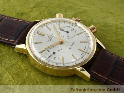 BREITLING TOP TIME GOLD-PLATED MANUAL WINDING KAL. VENUS 188 [140079]