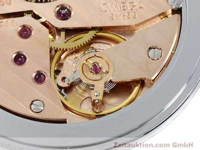 OMEGA TASCHENUHR STEEL MANUAL WINDING KAL. 960 [140085]