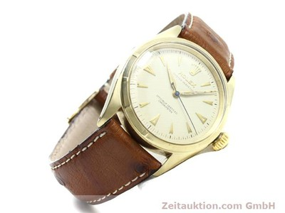 ROLEX OYSTER PERPETUAL 14 CT YELLOW GOLD AUTOMATIC KAL. 645 [140089]