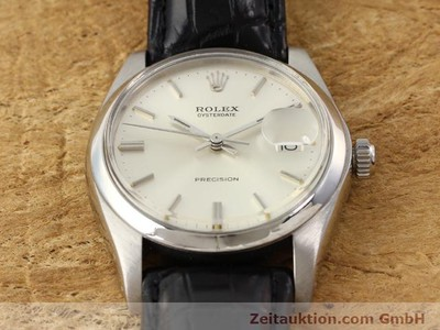 ROLEX PRECISION STEEL MANUAL WINDING KAL. 1225 [140091]