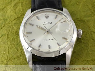 ROLEX PRECISION STEEL MANUAL WINDING KAL. 1225 [140093]