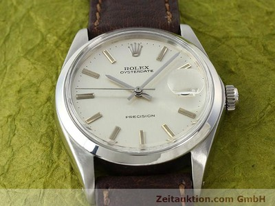 ROLEX PRECISION STEEL MANUAL WINDING KAL. 1225 [140094]