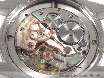 ROLEX PRECISION STEEL MANUAL WINDING KAL. 1210 [140095]