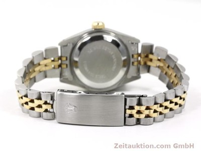 ROLEX LADY DATEJUST STEEL / GOLD AUTOMATIC KAL. 2135 [140098]
