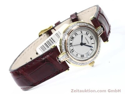 CARTIER VENDOME ORO 18 CT QUARZO KAL. 83 [140104]