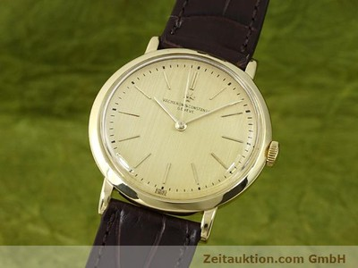 VACHERON & CONSTANTIN 18 CT GOLD MANUAL WINDING KAL. 1002 [140124]