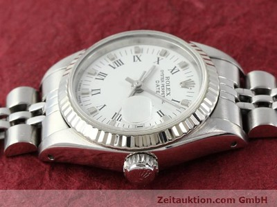 ROLEX LADY DATE STEEL / GOLD AUTOMATIC KAL. 2135 [140136]