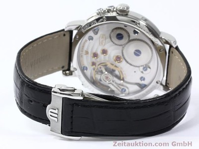 MAURICE LACROIX MASTERPIECE STEEL MANUAL WINDING KAL. ML 104 [140137]