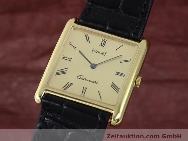 PIAGET OR 18 CT AUTOMATIQUE KAL. 25P  [140148]
