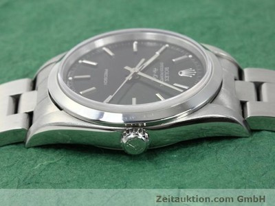 ROLEX PRECISION STEEL AUTOMATIC KAL. 3000 [140153]