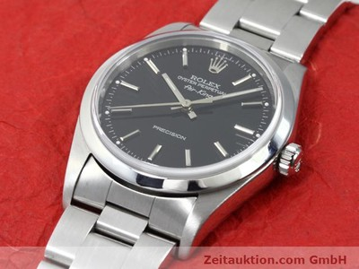ROLEX PRECISION STEEL AUTOMATIC KAL. 3000 [140154]