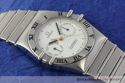 OMEGA CONSTELLATION STEEL QUARTZ KAL. 1444 [140159]