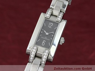 JAEGER LE COULTRE STEEL QUARTZ KAL. H1137 (608) [140163]