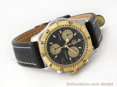 TAG HEUER PROFESSIONAL GILT STEEL QUARTZ KAL. ETA 251262 [140171]