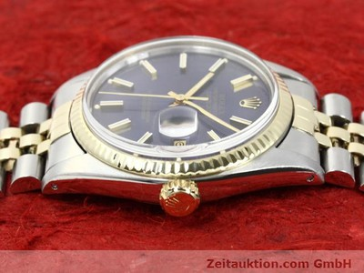 ROLEX DATEJUST STEEL / GOLD AUTOMATIC KAL. 3035 [140172]