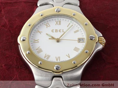 EBEL SPORTWAVE STEEL / GOLD QUARTZ KAL. 187-1 [140176]