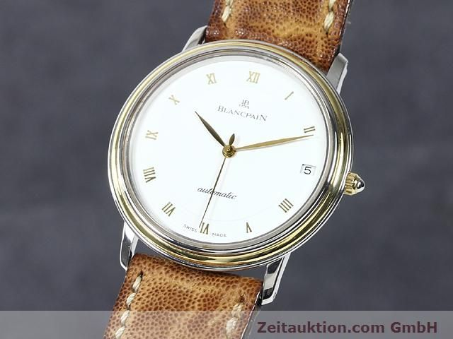 BLANCPAIN VILLERET STEEL / GOLD AUTOMATIC KAL. 95 [140178]