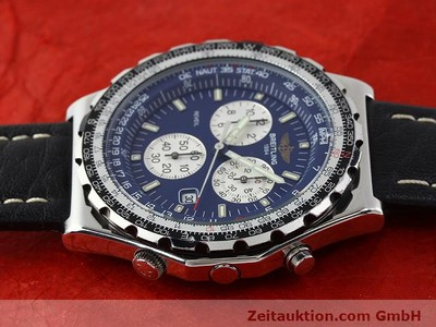 BREITLING JUPITERPILOT STEEL QUARTZ [140196]