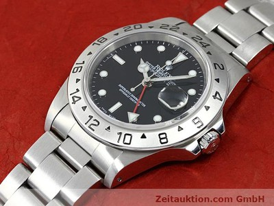 ROLEX EXPLORER STEEL AUTOMATIC KAL. 3185 [140200]