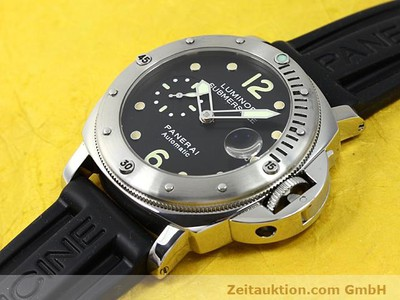 PANERAI LUMINOR ACIER AUTOMATIQUE KAL. 7750-P1 (ETA AO5511 [140214]