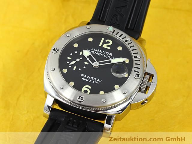 PANERAI LUMINOR STEEL AUTOMATIC KAL. 7750-P1 (ETA AO5511 [140214]