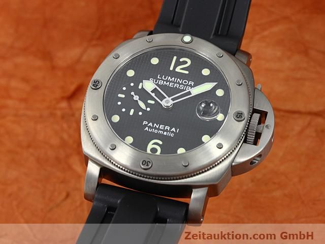 PANERAI LUMINOR  TITANE  AUTOMATIQUE KAL. ETA 7750 P1  [140215]