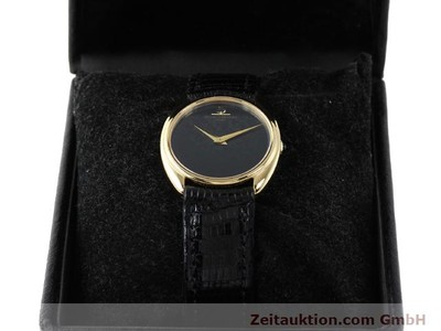 BAUME & MERCIER ORO DE 18 QUILATES CUERDA MANUAL KAL. BM 777 [140216]