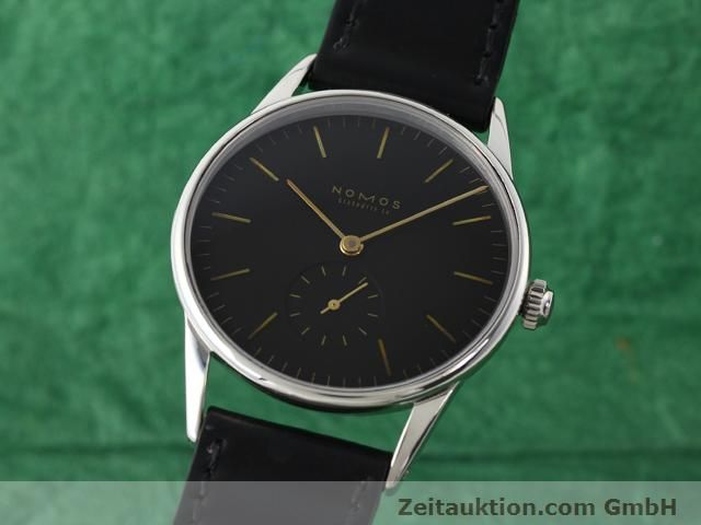 NOMOS ORION ACERO CUERDA MANUAL KAL. ETA 7001  [140221]