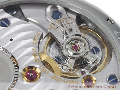 MAURICE LACROIX MASTERPIECE STEEL MANUAL WINDING KAL. ML 104 ETA 6496-1 [140223]