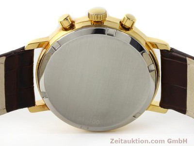 CHRONOSWISS LUNAR GOLD-PLATED MANUAL WINDING KAL. VALJ 7734 [140224]