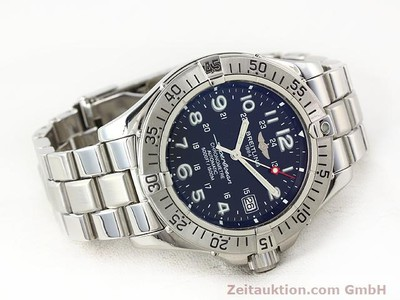 BREITLING SUPEROCEAN STEEL AUTOMATIC [140227]