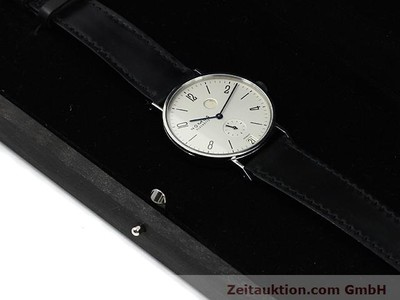NOMOS TANGENTE STEEL MANUAL WINDING KAL. 836 [140231]