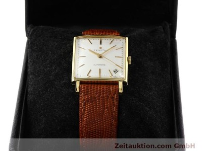 ZENITH OR 18 CT AUTOMATIQUE KAL. PC 2542 [140232]