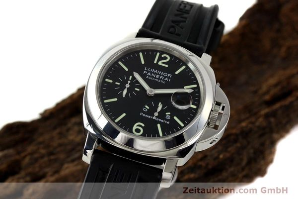 PANERAI LUMINOR POWER RESERVE AUTOMATIK PAM00090 STAHL OP6635 VP: 6700,- EUR [140241]