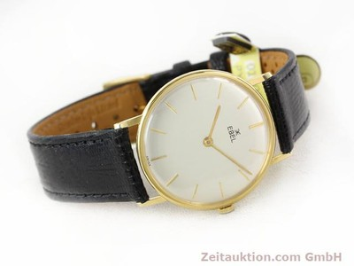 EBEL 18 CT GOLD MANUAL WINDING KAL. 97B [140242]